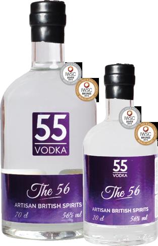 56%  vodka