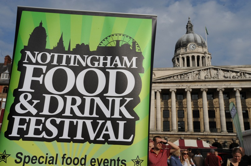 Nottingham Food And Drink Festival